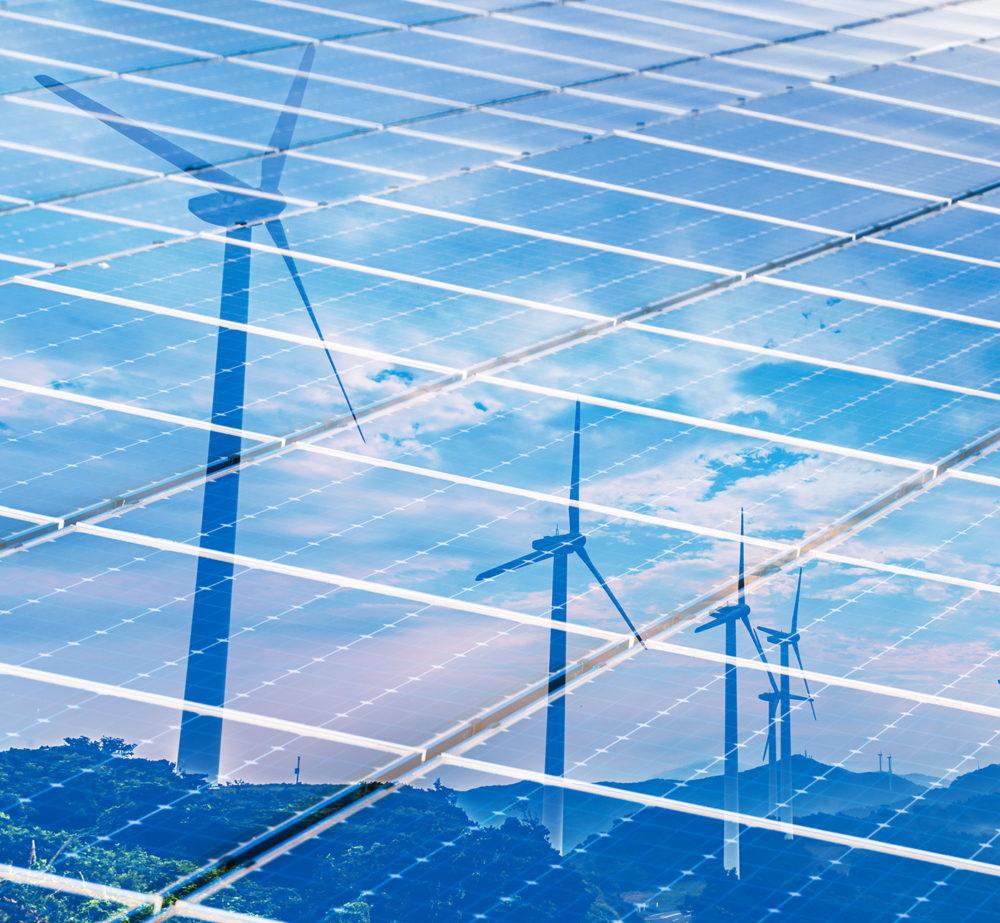 Energia renovável Cabo Verde Ventos e painéis solares