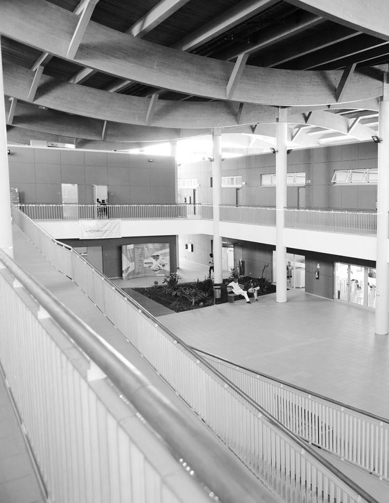 Centro Competencias Cabo Verde Installações