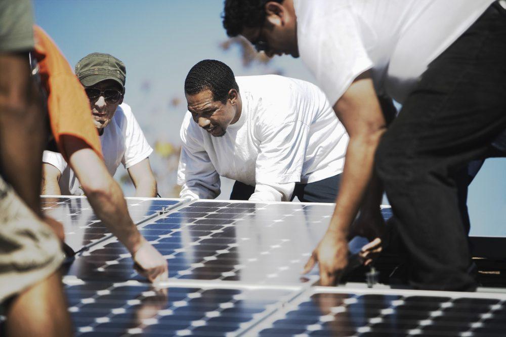Formaçao energias renovaveis Centro de Competências Cabo Verde